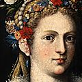 Exhibition at the Bilbao Fine Arts Museum brings together works by <b>Arcimboldo</b>