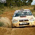 Rallye terre de vaucluse / bilan participants comité champagne-ardenne