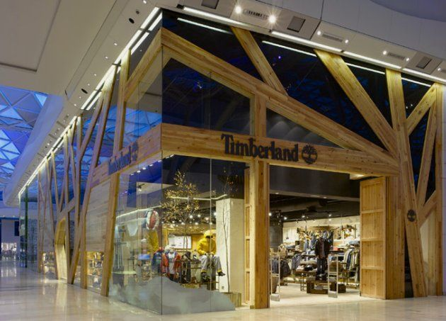 timberland boutique