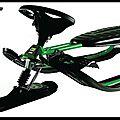 <b>Luge</b> Pliable - Snow Racer FSR Line - Stiga - Achat de <b>Luge</b>