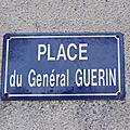 Saint-Cyr-en-Talmondais (85), place du Général Guérin