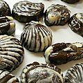 Fruits de mer chocolat, spéculoos et praliné