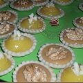 Des minis tartelettes gourmandes pour toutes occasions