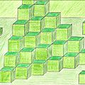 3è- Cubes et couleur -(20/20)