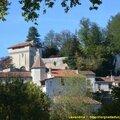 06/05/15 : Découvrons la Charente : Aubeterre sur Drone # 1
