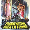 <b>Frankenstein</b> Créa la Femme (Un conte macabre et poétique)