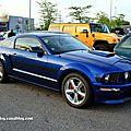 Ford mustang california special GT-CS (Rencard Burger King mai 2011) 01