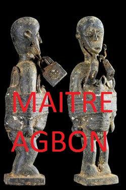 LE FETICHE BOTCHIO BOCCIO du marabout AGBON
