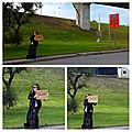 Autostop, <b>Hitchhike</b>, Montréal - Toronto
