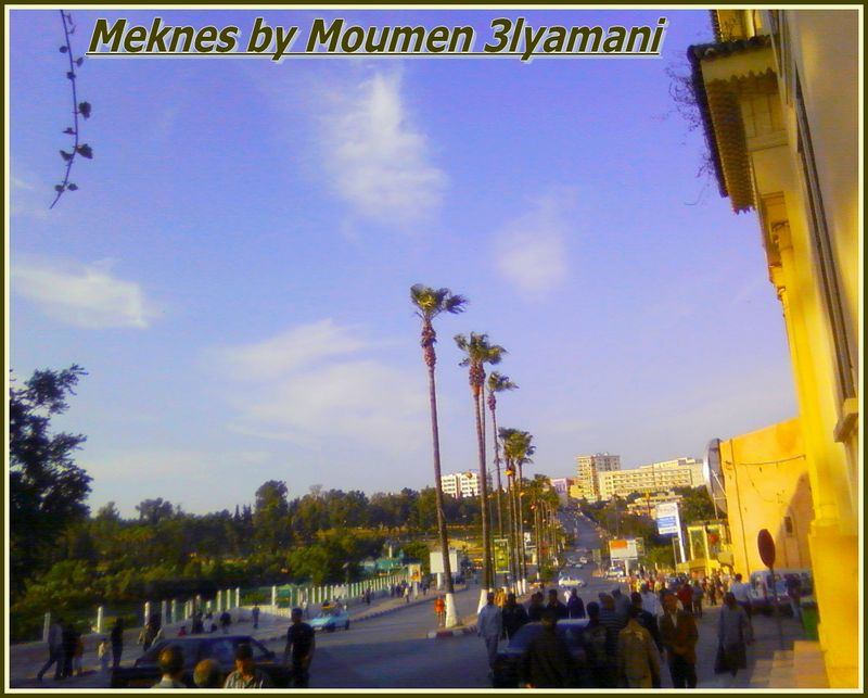 Bab Boumayeur Meknes