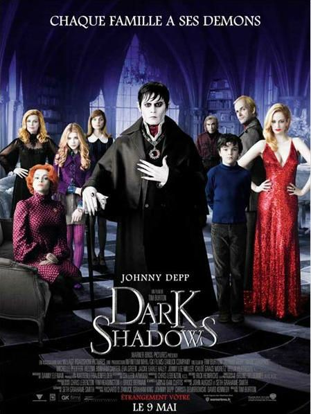 Dark Shadows - * *