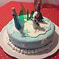 3 enfants+2 anniversaires = 3 beauuuuux gâteaux