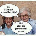 humour retraite