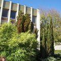 La terrasse du CFPPA