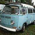 Volkswagen combi type 2 vitré surélevé