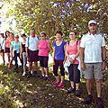 934 - Rando entre Ste Maure et le parc de Fouchy