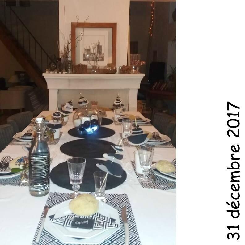 Table du 31'