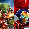 Marvel <b>animation</b> sur 6 ter