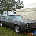 <b>CHEVROLET</b> El Camino pick-up 1977