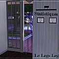 Stats du <b>Legacy</b> Le Legs