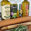 Dernier épisode de notre alelier chez alba avec les huiles carapelli :