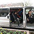 Un nouveau minibus !