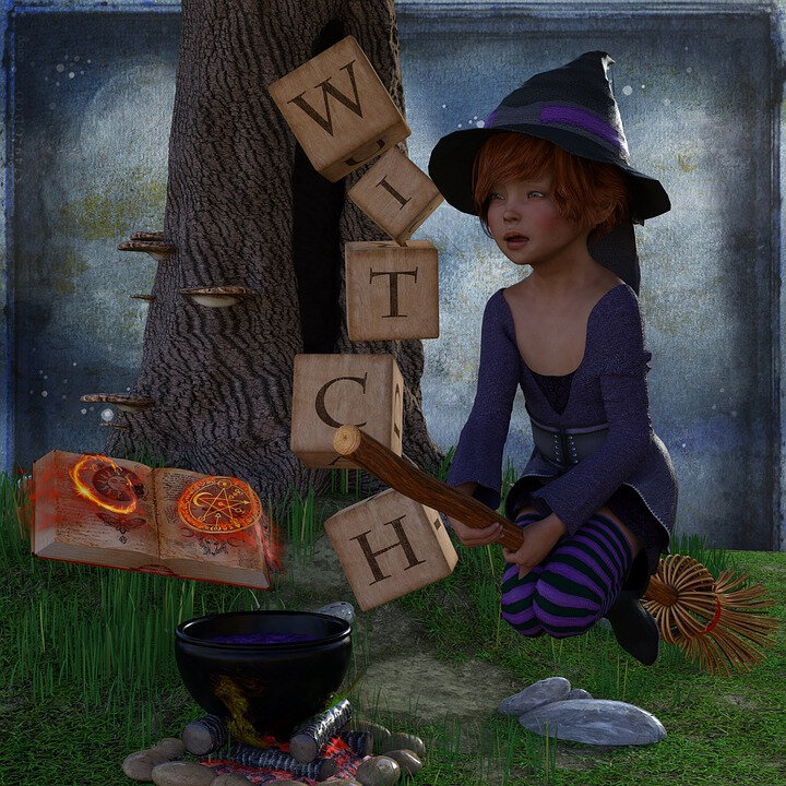 the-witch-2830801_960_720