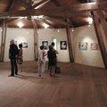 Vernissage de l'expo à la crypte d'<b>Hagetmau</b>