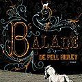 La balade de Pell Ridley, <b>Meg</b> <b>Rosoff</b>