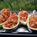 Aubergines à l'italienne