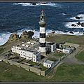 Phare le <b>Créac</b>'h (Ile Ouessant - Finistère) - le plus puissant de France