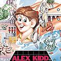 ALEX KIDD IN THE ENCHANTED CASTLE (1989)