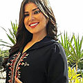 <b>Djellaba</b> marocaine femme simple