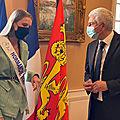 L'Etoile de Normandie apporte son soutien moral à <b>Miss</b> Provence et félicite <b>Miss</b> Normandie pour sa belle victoire...