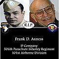 Frank D .Anness