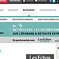 Yves Vilagines, Les Echos : « Sur le web, les journalistes sont confrontés à l'<b>audience</b> réelle de leur article. »