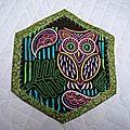 Bee quilt,