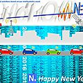 NEXYAD, member of the <b>Groupement</b> <b>ADAS</b>, wish you a Happy New Year 2016