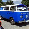 Vw combi type 2 camper (1973-1980)(RegioMotoClassica 2010)