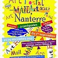Concours <b>Art</b> Postal Nanterre.