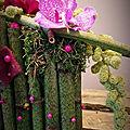 1er atelier floral de la saison : merecredi 20 septembre à 20h