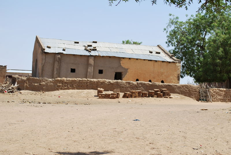 La plus ancienne Mosquée de Gawdé Bofé