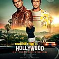 Once upon a time in <b>Hollywood</b>