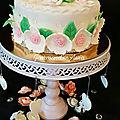 Gâteau d'anniversaire de farah