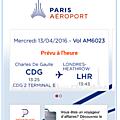 Paris aéroport la nouvelle application officielle