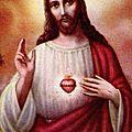 Neuvaine au sacré cœur de jésus