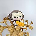 Ouistiti-singe-crochet-la chouette bricole (12)