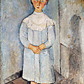 'Modigliani and the adventure of Montparnasse. Masterpieces from the Netter and Alexandre collections' at Livorno City Museum