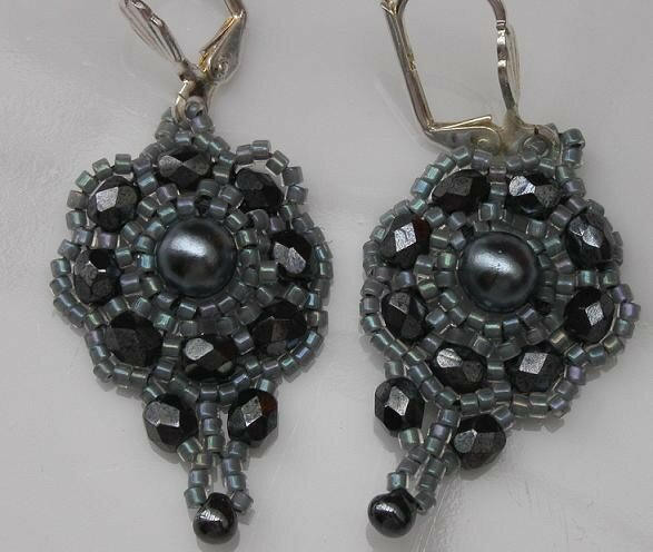 Victorian and Variations (BO/Earrings)