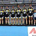 Les équipe